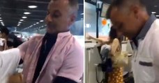 Contraint de payer une taxe pour excédent de bagage à l'aéroport, il enfile 15 couches de vêtements