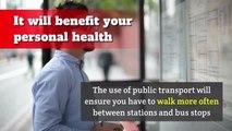 Bus benefits