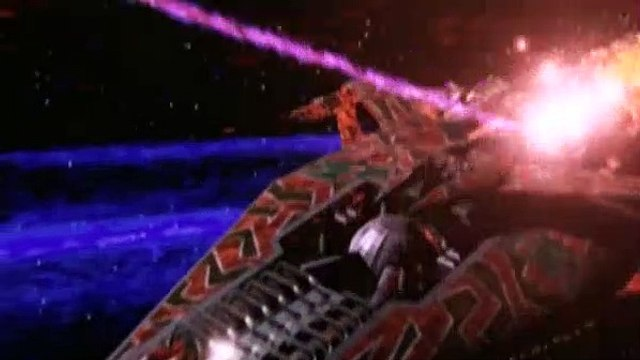 Babylon 5 Season 4 Episode 22 The Deconstruction of Falling Stars