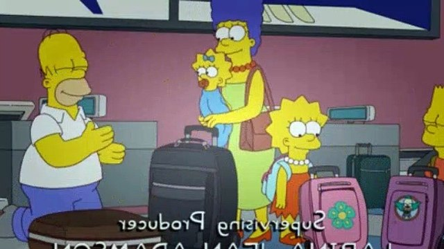 The Simpsons Season 23 Episode 10 Politically Inept With Homer Simson