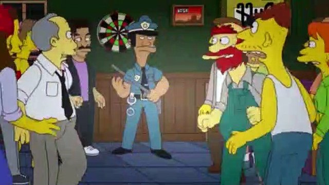 The Simpsons Season 23 Episode 12 Moe Goes from Rags to Riches