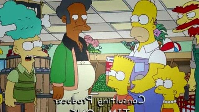 The Simpsons Season 23 Episode 15 Exit Through the Kwik-E Mart