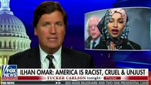 Tucker Carlson Calls Rep. Ilhan Omar 'A Warning To The Rest Of Us'