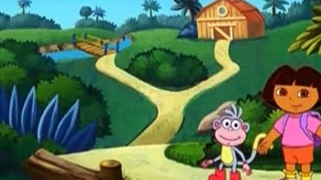 Dora the Explorer Season 3 Episode 18 - Dora Saves the Game