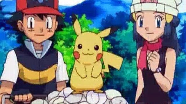 Pokemon Season 10 Episode 38 One Big Happiny Family
