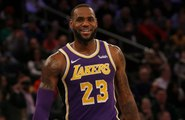 LeBron James to Start at Point Guard for Lakers