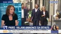 Cédric Villani a annoncé sa défaite à l'investiture de LaRem pour briguer la ville de Paris aux municipales de 2020