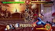 Galford PERFECT MATCHES | Samurai Shodown 2019