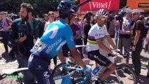 """Tour de France 2019 - Eusebio Unzue : """"Ça va être la première occasion"""" pour la Movistar de Landa, Quintana et Valverde"""