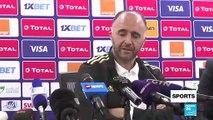 """CAN-2019 : quand les mots """"outsider"""" et """"favori"""" ne plaisent pas à Djamel Belmadi"""