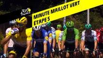 La minute Maillot Vert ŠKODA - Étape 5 - Tour de France 2019