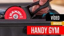 [CH] Handy Gym, el gimnasio portátil más pequeño del mundo