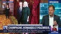 Champagne et homards géants: les luxueux dîners de François de Rugy aux frais de l'État