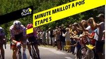 La minute Maillot à pois Leclerc - Étape 5 - Tour de France 2019