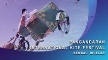 Pangandaran International Kite Festival Kembali Digelar