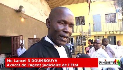 Justice : aussitôt ouvert, le procès de l'ex-DG de la LONAGUI reporté sine die