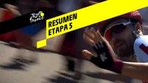 Resumen - Etapa 5 - Tour de France 2019