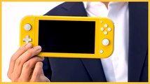Check Out the NEW Nintendo SWITCH LITE