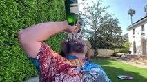 Bottle Cap Challenge (Compilation Insolite)