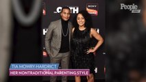 Tia Mowry-Hardict Opens Up About Her Nontraditional Parenting Style