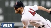 Chris Sale Feeling Optimistic For Red Sox Despite Subpar First Half