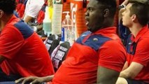 Zion Williamson ROASTED For Looking FAT While Benched At Summer League!