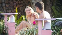 Love Island USA: First Look - Elizabeth Is Shocked To Hear Zac Did His Ex Dirty