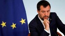 El dinero ruso vuelve a salpicar a Salvini que niega las acusaciones