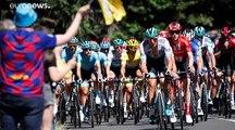 Peter Sagan logra su primera victoria en este Tour de Francia con una brillante actuación del Bora