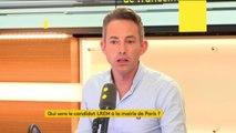 """Investiture LREM à Paris : """"C'est le choix de la fidélité au président de la République"""", commente Ian Brossat (PCF) après que Cédric Villani a annoncé qu'il n'avait pas l'investiture"""