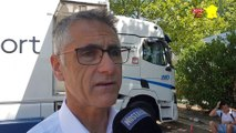 Laurent Jalabert analyse l'étape du 11/07 à la Planche-des-Belles-Filles
