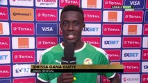 [SOIR DE CAN] Interview d'Idrissa Gueye - Qualification du Sénégal en 1/2