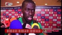 Reaction de PAN et Henry Saivet  apres la victoire face au Bénin