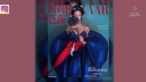 Twitter is divided over whether Rihanna's new Harper's Bazaar cover is cultural appropriation