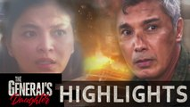 Marcial and Rhian disappear from boat explosion   The General's Daughter