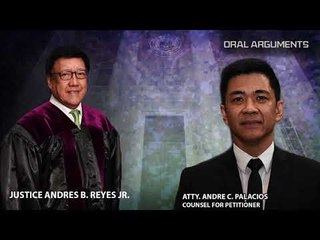 SC Justice Reyes: Guard WPS for 24 hours? Spend money on 'more important' things