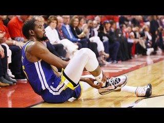 Kevin Durant out with Achilles injury; to undergo MRI on Tuesday
