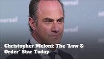 'Law & Order: SVU': Christopher Meloni Today