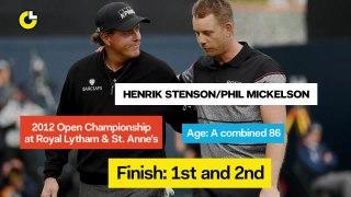 The Best Renaissance Runs in Open Championship History