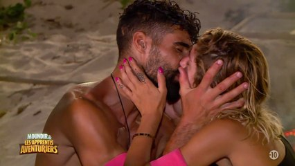Jonathan et Sarah se font une déclaration d'amour !