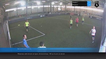 Equipe 1 Vs Equipe 2 - 10/07/19 19:11 - Loisir Colomiers (LeFive) - Colomiers (LeFive) Soccer Park