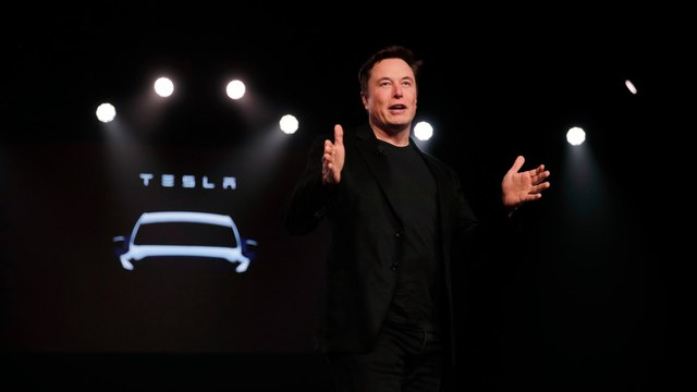Tesla Shares Pop Following Report of Production Hike
