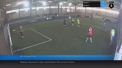 But de Equipe 2 (2-6) - Equipe 1 Vs Equipe 2 - 10/07/19 19:11 - Loisir Colomiers (LeFive)