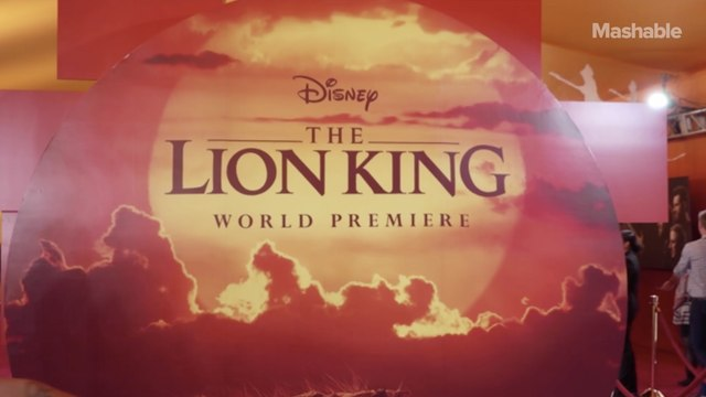 People are going wild with their reactions to the first 'Lion King' trailer