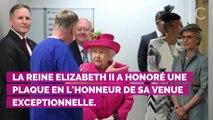 PHOTOS. Quand la reine Elizabeth insiste pour mettre la main à...