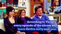 Netflix to Lose 'Friends' to HBO Max