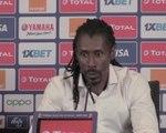 """Cissé (Sénégal) : """"Mes joueurs ont respecté les consignes"""""""