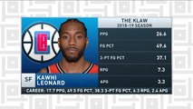Tiki and Tierney: Kawhi Leonard signs a three-year deal with the Clippers