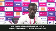 (Subtitled) 'Algeria are really strong in attack' - Ivory Coast's Max Gradel