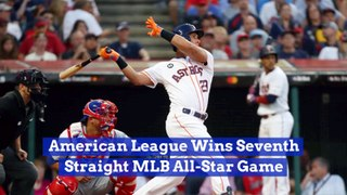The American League Wins Most MLB All-Star Games